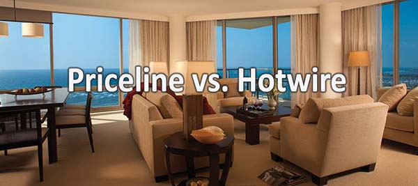 Priceline vs Hotwire