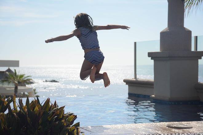 Cabo San Lucas Infinity Pool