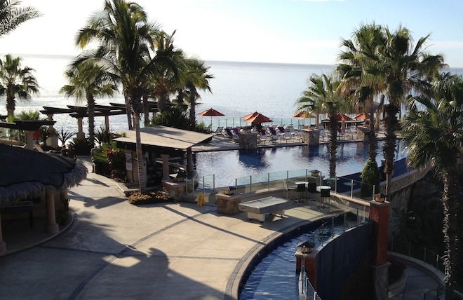 Pool Deck at Welk Cabo