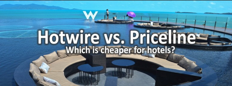 Hotwire vs Priceline: Which is cheaper for hotels?
