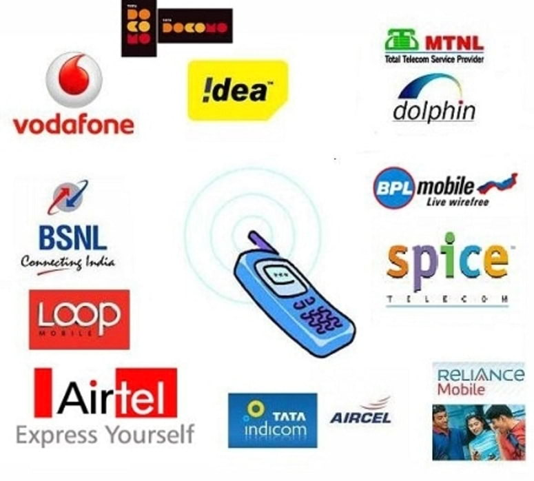 Cell Phone Connection Providers in India